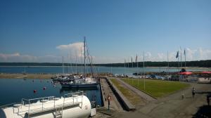 Lohusalu on seuraava luontainen pysähdyspaikka, kun Tallinnasta  lähtee länteen